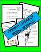 "French Supply Teacher Emergency Kit 3, ""Les parties du corps"" Mini-Unit"
