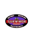 French Survivor Game