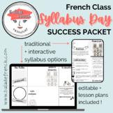 French Syllabus