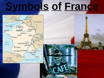 French--Symbols of France
