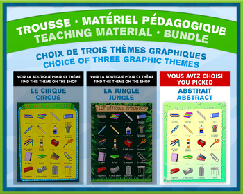 French Teaching Material - Time in Words - Abstract