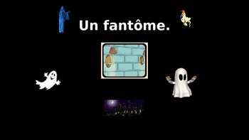 French Teaching Resources. Halloween PowerPoint.