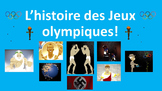 French Teaching Resources. History of the Olympic Games. Les Jeux olympiques