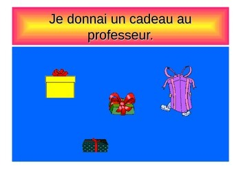 French Teaching Resources. The Past Historic.