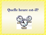 French Telling Time