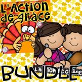 French Thanksgiving BUNDLE
