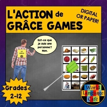 French Thanksgiving Games