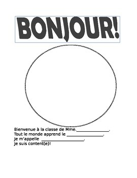 French Title Pages