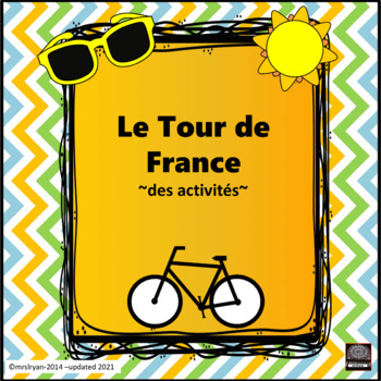 French Tour de France - mini-unit