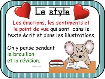 "French: ""Traits d'écriture"", Posters, French"