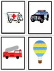 French Transportation-Les Transports Vocabulary Flashcards and Fun Activities