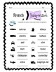French Transportation Worksheet Packet