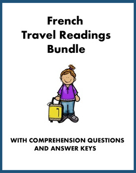 French Travel Bundle: Bon Voyage (vol, hotel) 5 Lectures !