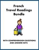 French Travel Bundle: Bon Voyage (vol, hotel) 5 Lectures !