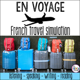 French Travel Simulation En Voyage