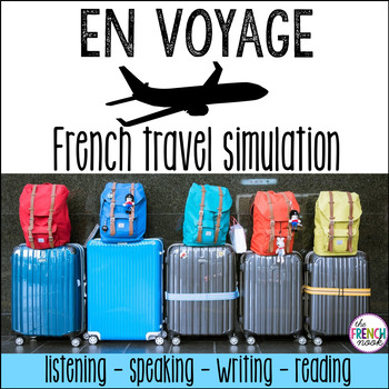 French Travel Simulation En Voyage