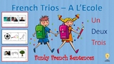French Trios - A L'Ecole