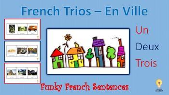 French Trios - En Ville