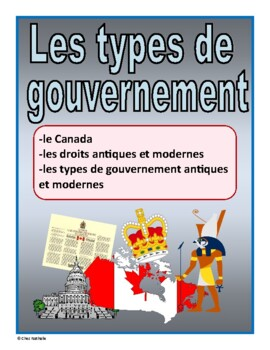 French Types of Government Unit