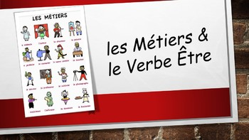 French 1 Unit- Professions and ETRE