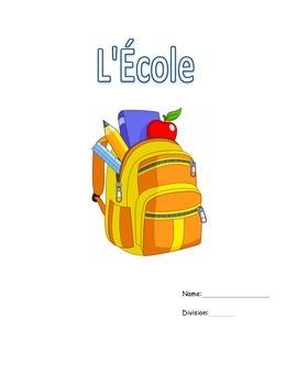 French Unit - School