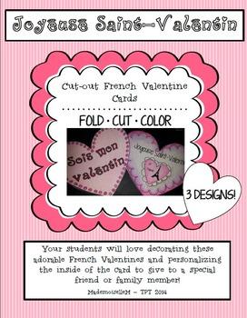 French Valentines