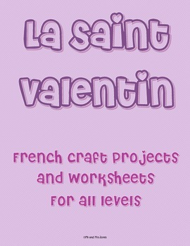 Valentine's Day Activities - All Levels