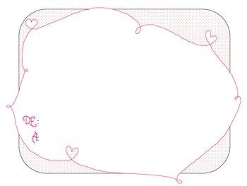 French Valentines Cards. Cartes Pour la St. Valentin