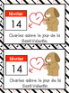 French Valentines Day Short Story- Reading Booklet and Questions
