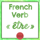French Verb « être »  : Presentation, Activities, SCOOT, A