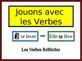 French Reflexive Verbs Writing Activity, Powerpoint