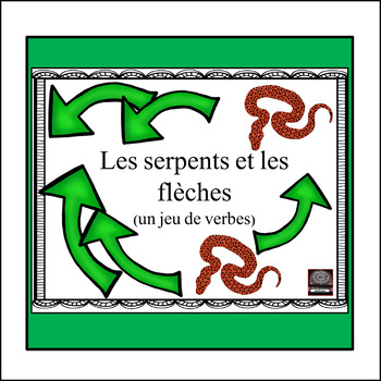 French Verb Game – Un jeu de verbes