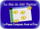 French Passé Composé (Avoir & Être) Writing Activity (Powerpoint)