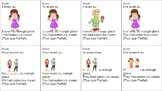 French Verb Tenses Cards 5 tenses passe compose imparfait, future and more!