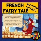 French Verb Tenses, Grammar Review through Fairy Tale Writing Project