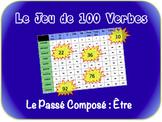 French Passé Composé (Être) Writing Activity (Powerpoint)