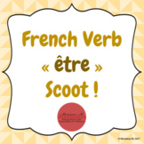 French Verb « être » Scoot Activity/Game
