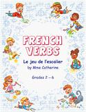 French Verb study guide. Ladder game. AVOIR, ÊTRE. VOULOIR