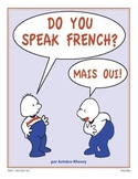 French Verbal Fluency. Video lessons. Gr. 9-12. Downloadable.