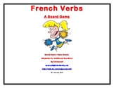 French Verbs Board Game