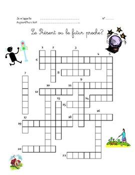 French Verbs - Present or Futur Proche?