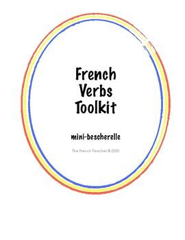 French Verbs Toolkit - Verbes en Français (Bescherelle)