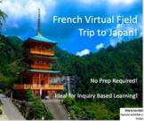 French Global Communities Virtual Field Trip To Japan! | E
