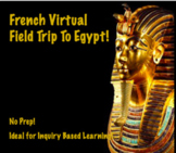 French Global Communities Virtual Field Trip to Egypt! | E