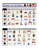 French Furniture Speaking Activity: Playing Cards, Groups