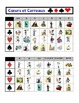 French Jobs and Professions Speaking Activity: Playing Cards, Groups