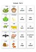 French Vocabulary: Animals