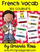 French Vocabulary Cards - 10 Pack Bundle