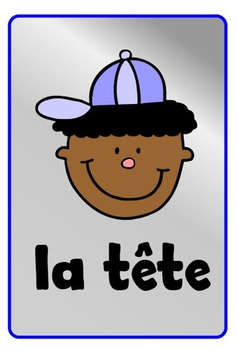 French Vocabulary Display Pack