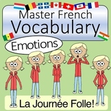 French Vocabulary - Emotions (with Quizlet & KAHOOT)